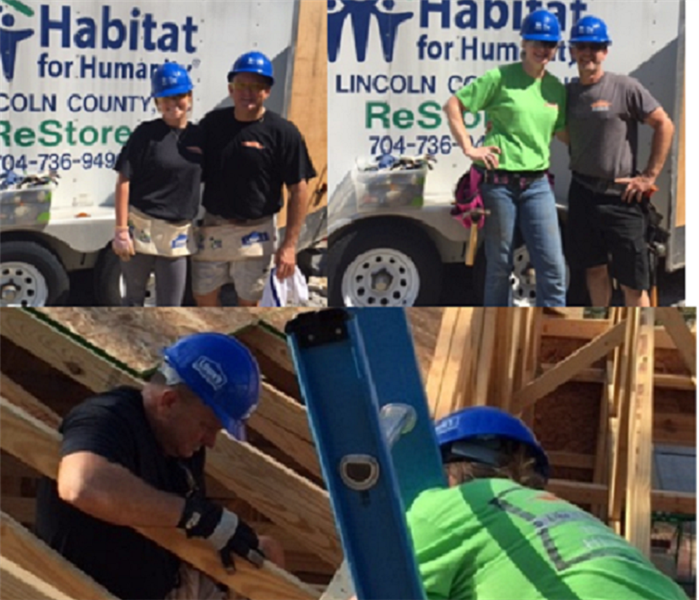 Making a Difference with Lincoln County Habitat for Humanity