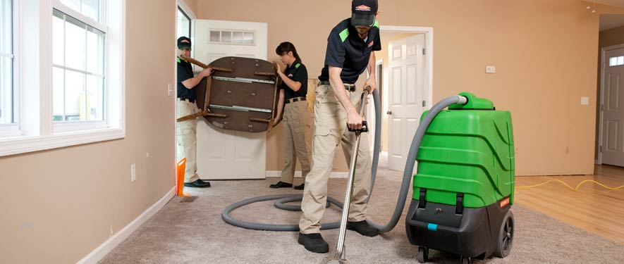 Lincolnton, NC residential restoration cleaning